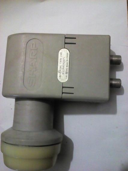 Lnb Duplo Ku Sharp Universal Original Bs1r8sn207l
