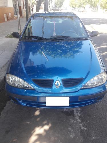 Renault Megane  5 P. 1.6 Authentiq Pak Año 2006