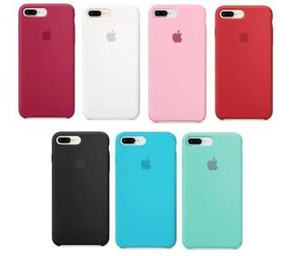 Capa Aveludada Apple iPhone Todos Os Modelos(do 6 Ao 11pmax)