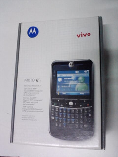 Celular Moto Q Vivo Windows Mobile 6.1