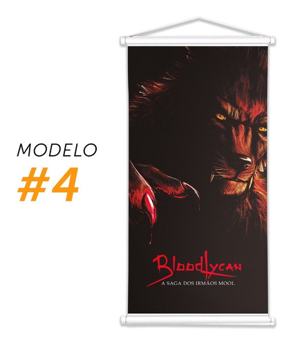 Banner Colecionável Bloodlycan