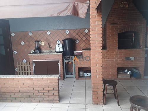Imagem 1 de 13 de Sobrado À Venda Por R$ 360.000 - Jardim Araucaria - Rio Claro/sp - So0056