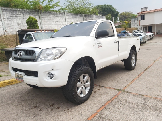 Toyota Hilux 2.7 4x2 Sincronica