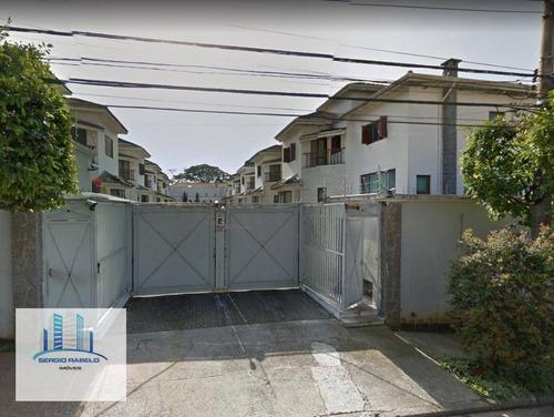 Imagem 1 de 19 de Casa Residencial Com 4 Dormitórios À Venda Na Rua Emboabas-  Brooklin Velho, São Paulo/sp - Ca0091