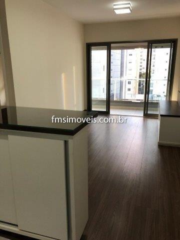 Apartamento Para Para Alugar Com 48 M2 No Bairro Consolação, São Paulo - Sp - Ap313752mc