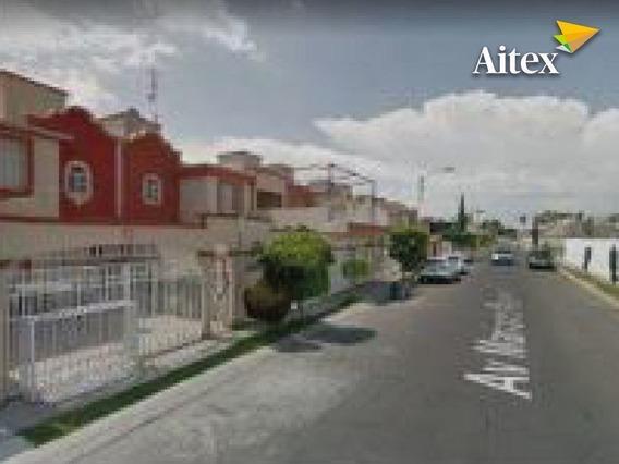 Gran Oportunidad, Casa En Venta En Las Américas Ecatepec.