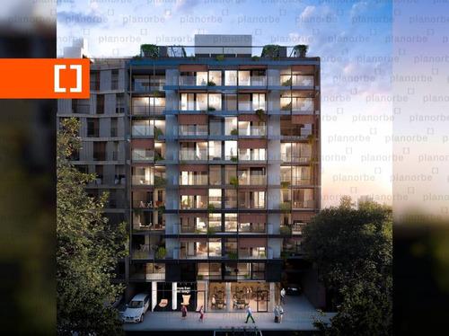 Venta De Apartamento Obra Construcción 2 Dormitorios En Centro, 01 Del Centro Unidad 105
