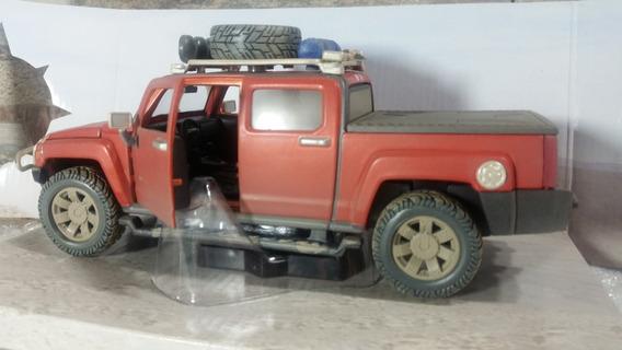 Colección Maisto Hummer H1 Escala 1/24 Prec 24 Vdes