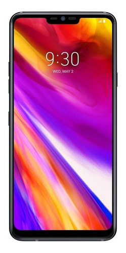LG G7 ThinQ 64 GB Aurora black 4 GB RAM