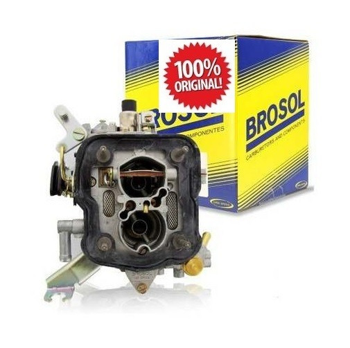 Carburador Gol Quadrado Cht 1.6 Gasolina Blfa Solex Original