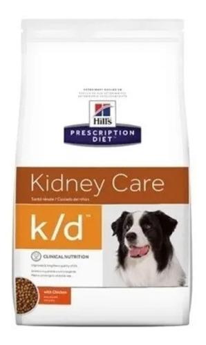 Imagen 1 de 2 de Hills K/d Canine (salud Renal) 8.5lb - kg a $42667