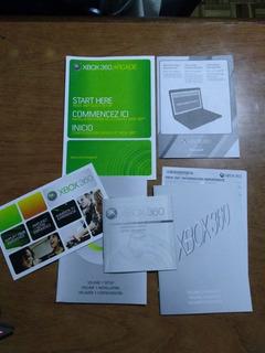 Manuales. Xbox 360