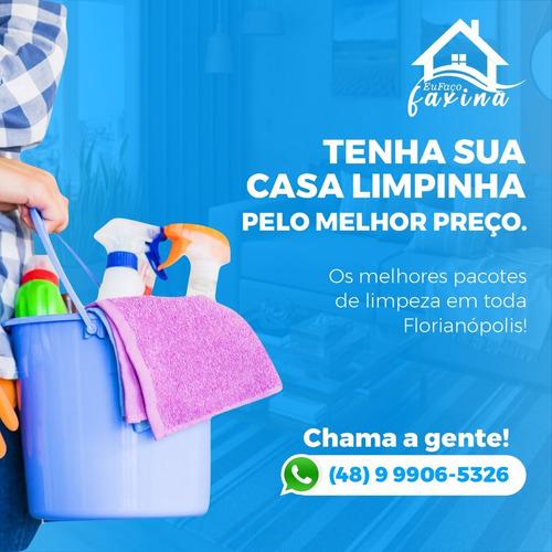 Imagem 1 de 5 de Faxinas Em Florianópolis