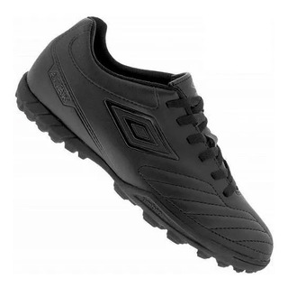 Chuteira Society Umbro Attak Black 2 Il