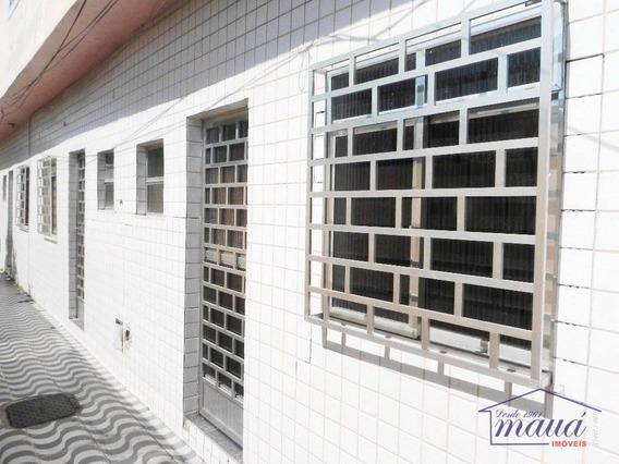 Casa Com 03 Quartos E Terraço Coberto No Centro! - Ca0033