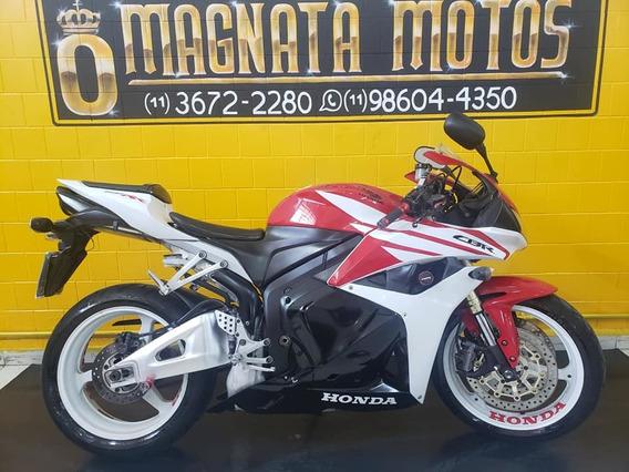 Honda Cbr 600 Rr - 2012 - Branca - Km 19.000 - 1197740-1073