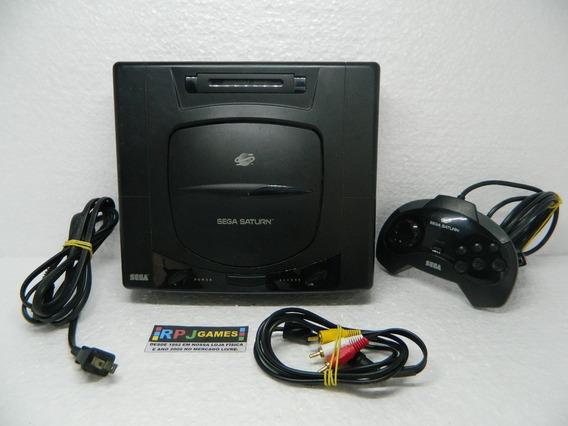 Sega Saturno Pronto Para Jogar - Loja Centro Rj