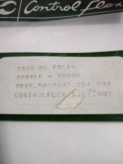 Cabo Freio Dianteiro Agrale 13.5 Modelo Original