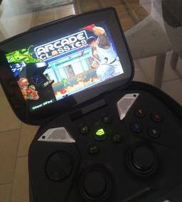 Nvidia Shield Portátil Com Case + Sd 128gb + Hyperspin!