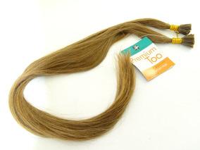 Mega Hair Queratina Microlink Premium Too Loiro 67cm 55g