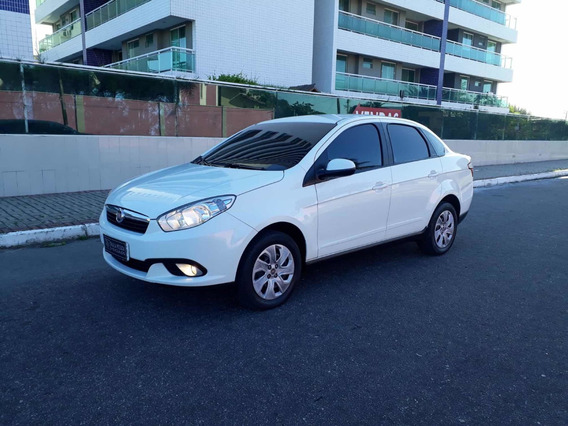 Fiat Grand Siena 1.4 Attractive Flex 4p 2016