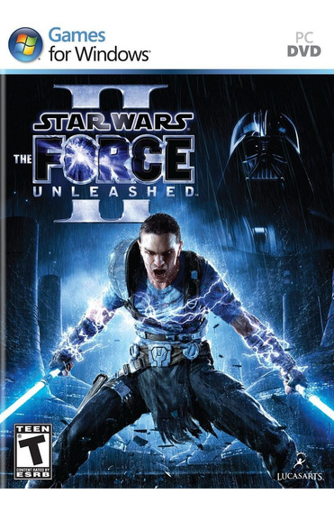 Star Wars The Force Unleashed 2 Pc Dvd