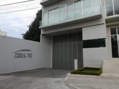 Departamento De Lujo En Prados Providencia
