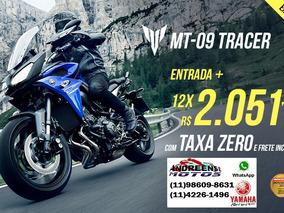 Yamaha - Mt-09 Tracer - 2018 - Taxa 0% Docto E Frete Grátis