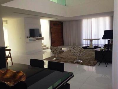 Casa Em Condomínio Com 4 Quartos Para Comprar No Cond. Fazenda Da Serra Em Belo Horizonte/mg - 9654
