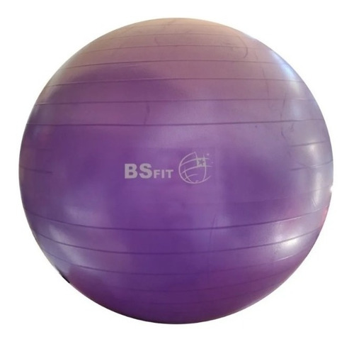 Pelota Esferodinamia De 85 Cm Fit Gym Ball Pilates Yoga