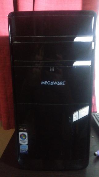 Cpu Megaware + Brindes