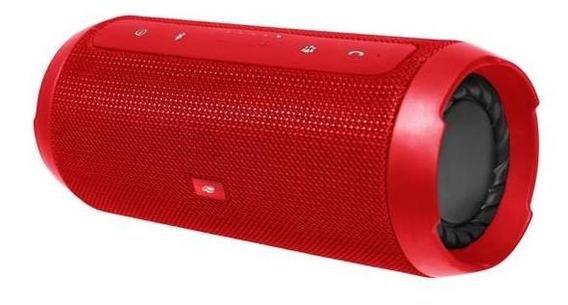 Caixa De Som Portátil Bluetooth C3 Tech Speaker Sp-b150rd