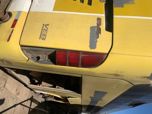Onibus Usado Volvo