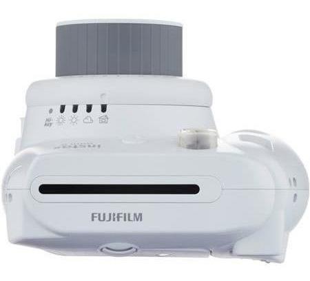 Câmera Instantânea Instax Mini 9 Branco Bolsa Pack 60 Fotos