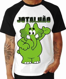 Camisa Camiseta, Turma Da Mônica Jotalhão, Gibi Quadrinho Hq