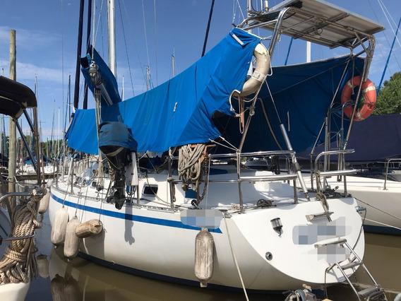 Orca 115 Muy Bien Construido, Palo Y Botavara Selden