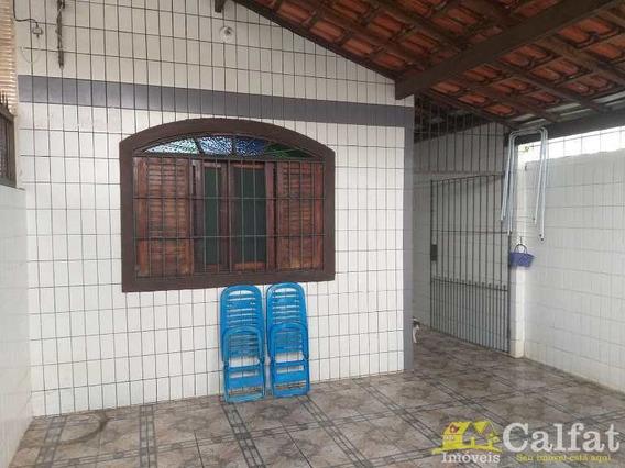 Casa Com 3 Dorms, Mirim, Praia Grande - R$ 240 Mil, Cod: 1033 - V1033