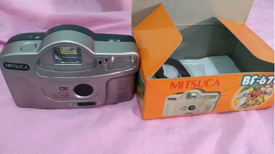 Câmera Analógica Mitsuca Bf-670