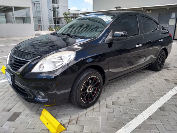 Nissan Versa 2012 En Perfecto Estado, Muy Elegante