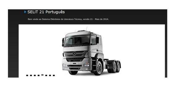 Mercedes Benz Selite V.21 Português
