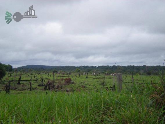 Fazenda Rural À Venda, Zona Rural, Juara. - Fa0005