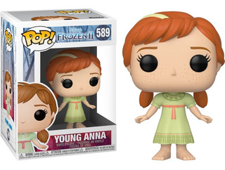 Figura Funko Pop Animation Disney: Frozen 2 - Young Anna