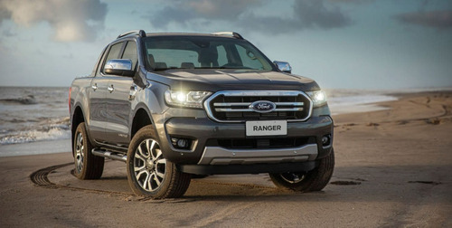 Ford Ranger Limited At 2021 - Reserva Y Congela Precio