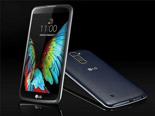 LG K10 K4300dsf, Azul Indigo, Anatel, 1 Ano Garantia, Nf