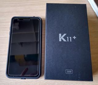 Telefone Celular Lg K11+ 32gb Tela 5,3 Semi Novo