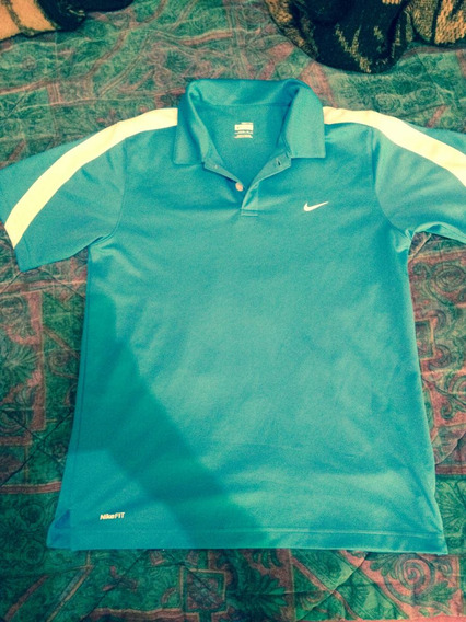 Camisa Nike Cuello Polo.