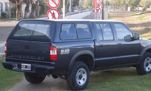 Imagen 1 de 3 de Cúpula Con Ventana De Correr Chevrolet S10 Doble Cabina