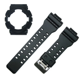 Kit Bezel Pulseira Casio Ga-100 Ga-110 Ga-120 Gd-100 G-shock