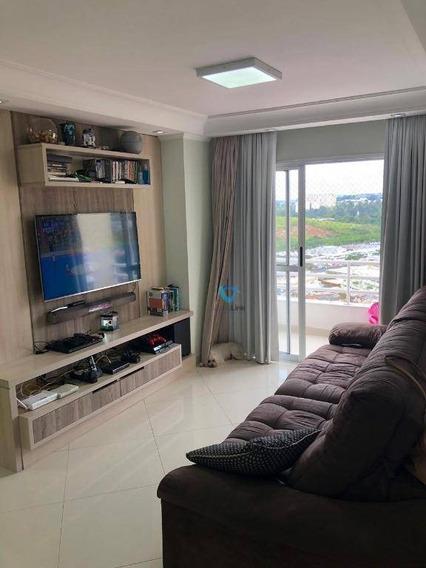Apartamento Cobertura Duplex Adélia - 140 M2 - 3 Dormitórios Sendo 1 Suíte - 2 Vagas - Barueri - Sp - Ap2425