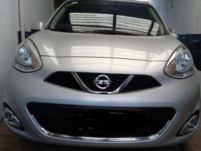 Nissan March 1.6 Advance Media Tech 107cv 2014